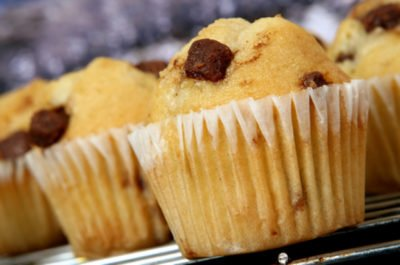 I deliziosi muffin al cioccolato