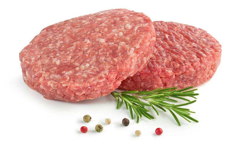 hamburger carne