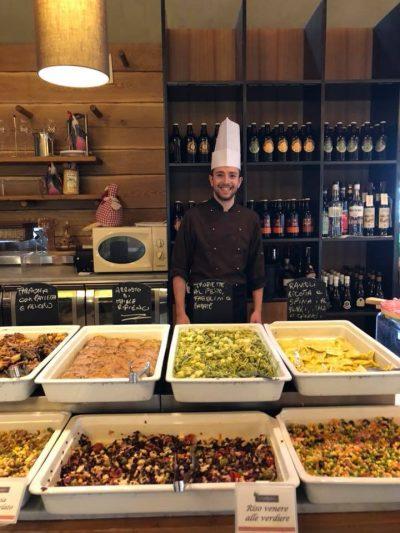 Federico vi aspetta al ricchissimo buffet