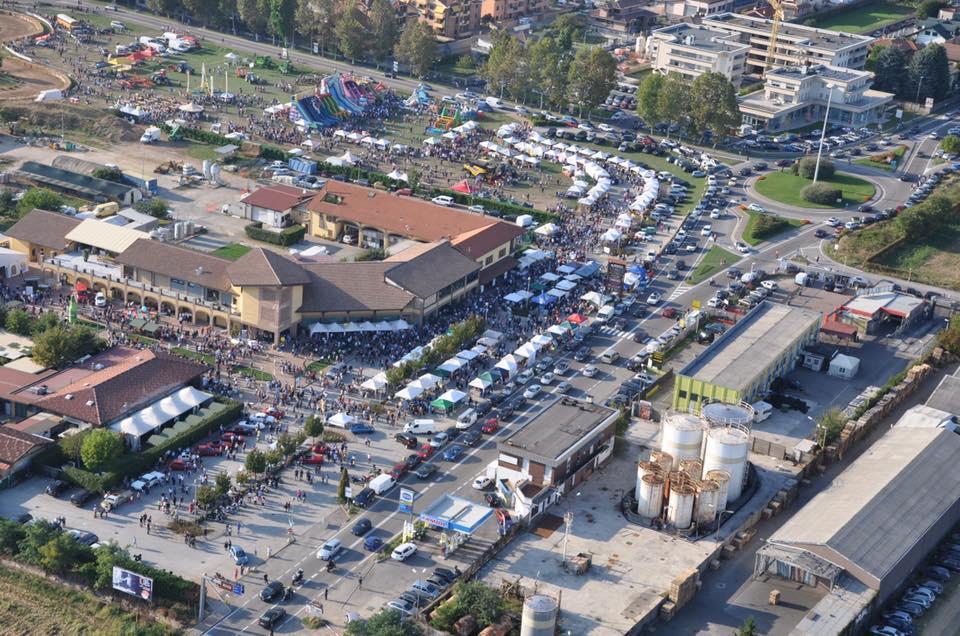 La festa sull'aia con oltre 50.000 visitatori