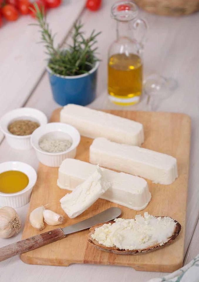 Un esempio di nostri formaggi cremosi