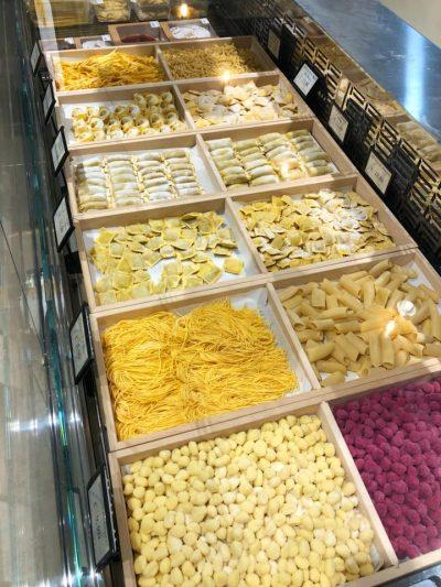 La nostra pasta fresca ed artigianale