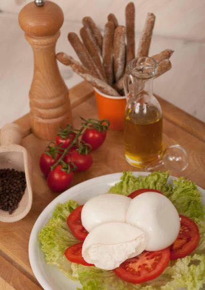Pomodoro e mozzarella, un abbinamento vincente