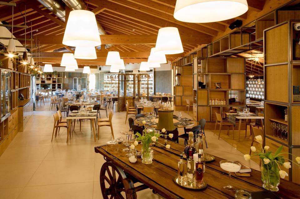 Il nuovo ristorante elegante e raffinato