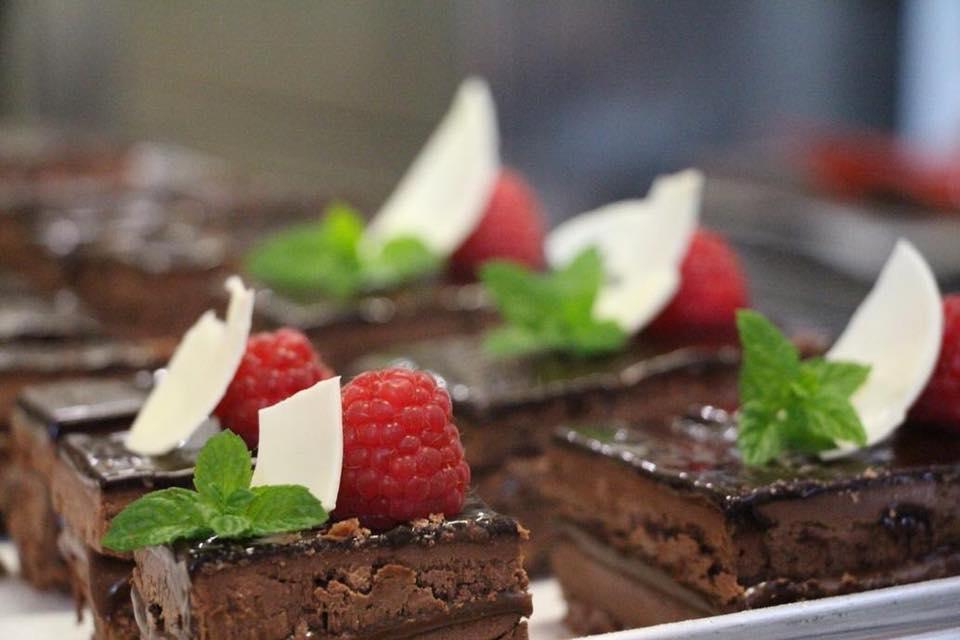 Quadratini di cioccolato gustosissimi