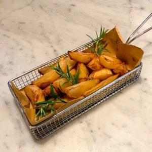 Le nostre patate al forno saporite e genuine
